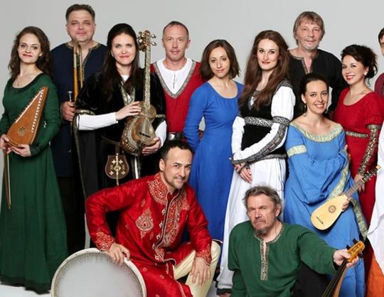 Музыка средневековой Европы