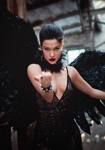 Империя Ангелов в шоу « Вкус соблазна» logo