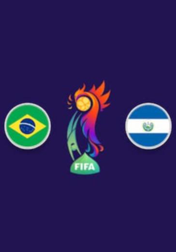 ЧМ по пляжному футболу FIFA, Команды Бразилия - Сальвадор logo