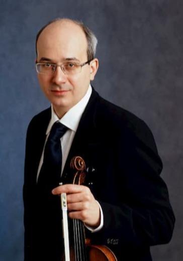 Алексей Лундин (скрипка), Татьяна Федосеева (фортепиано) logo