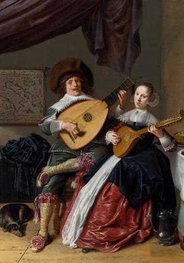 История музыкальных стилей: Высокое Средневековье logo