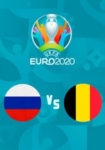 Евро 2020, группа B, матч 4, Россия - Бельгия logo