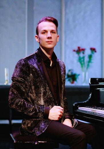 Концерт Ильи Полякова «Почувствуй цвет!» logo