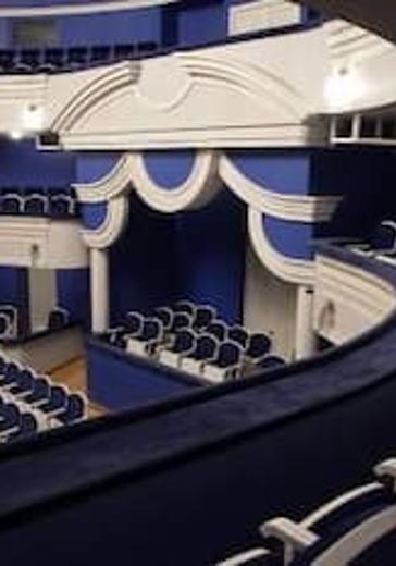 Финал и закрытие VIII Международного конкурса оперных артистов Галины Вишневской logo