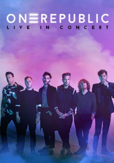 OneRepublic - Live In Concert logo