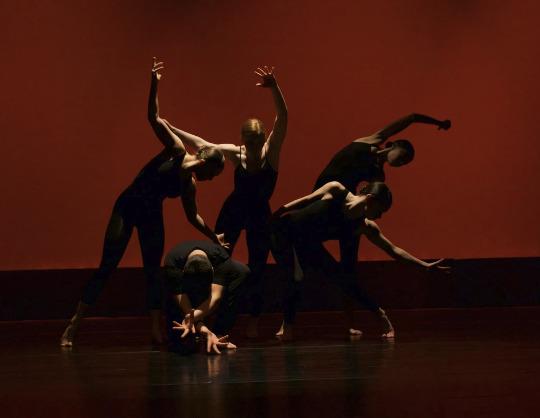 Вечер экспериментального танца 2
