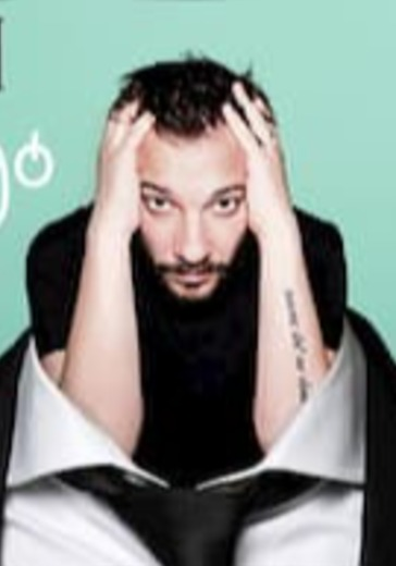 Беспринцыпные чтения. Александр Цыпкин с программой «Мадо и The Best» logo