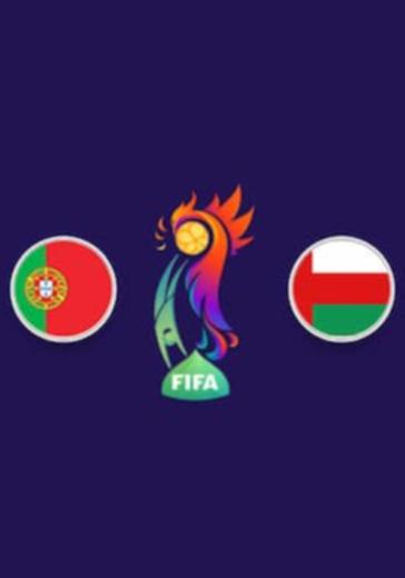 ЧМ по пляжному футболу FIFA, Португалия - Оман logo
